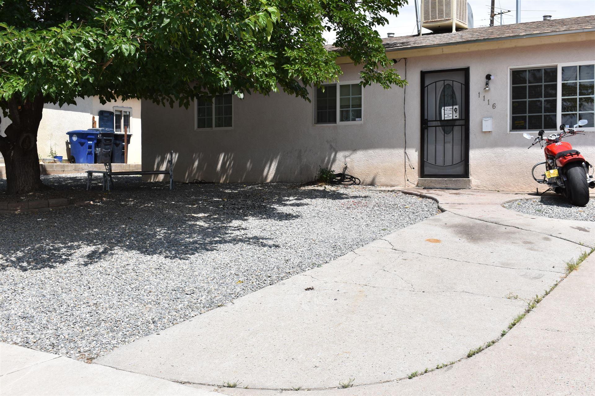 1116 GRACE Street NE, Albuquerque, NM 87112 - #: 997832