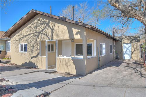 Photo of 517 7TH Street SW, Albuquerque, NM 87102 (MLS # 988833)