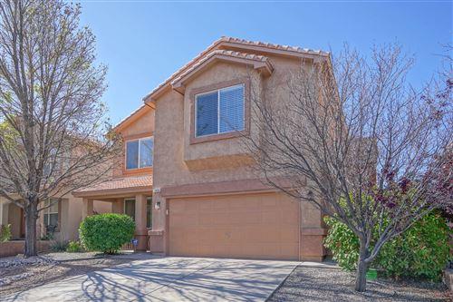 Photo of 7416 DESERT EAGLE Road NE, Albuquerque, NM 87113 (MLS # 991835)