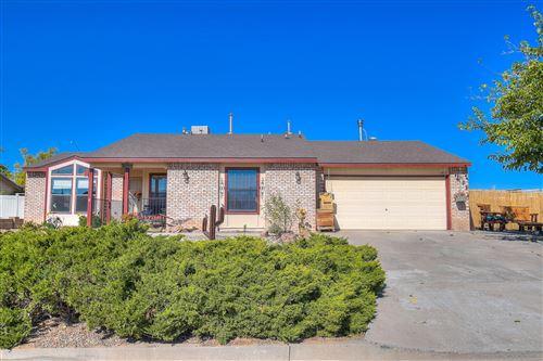 Photo of 1637 SALT RIVER Court NE, Rio Rancho, NM 87144 (MLS # 979836)