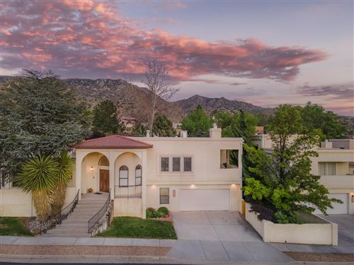 Photo of 14000 Villa Sandia Place NE, Albuquerque, NM 87112 (MLS # 991838)