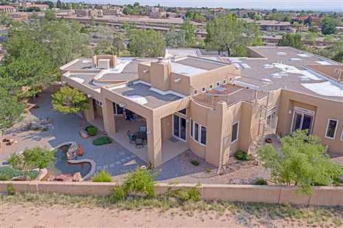 Photo of 9625 Desert Mountain Road NE, Albuquerque, NM 87122 (MLS # 925839)