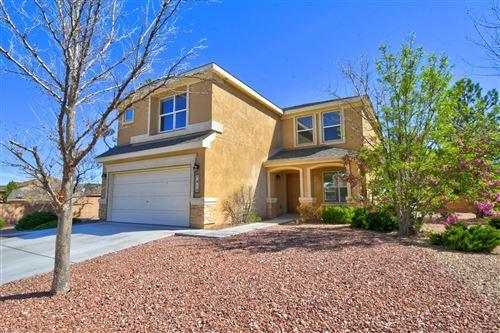 Photo of 7915 UNIONVILLE Court NW, Albuquerque, NM 87114 (MLS # 990839)