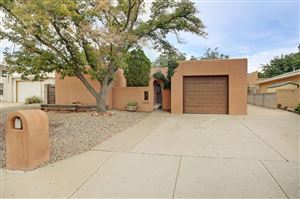 Photo of 3816 CHERAZ Street NE, Albuquerque, NM 87111 (MLS # 955841)