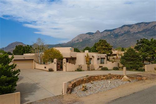 Photo of 11121 SIGNAL Avenue NE, Albuquerque, NM 87122 (MLS # 989841)