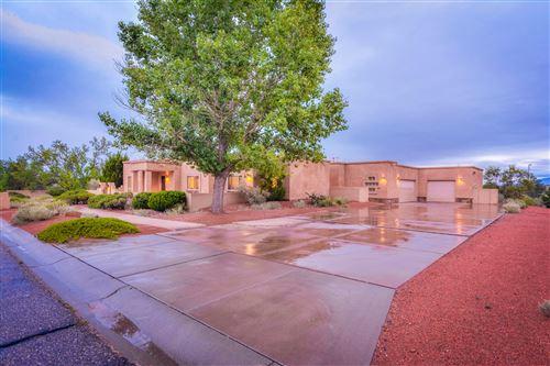 Photo of 9708 Coneflower Drive NW, Albuquerque, NM 87114 (MLS # 976842)