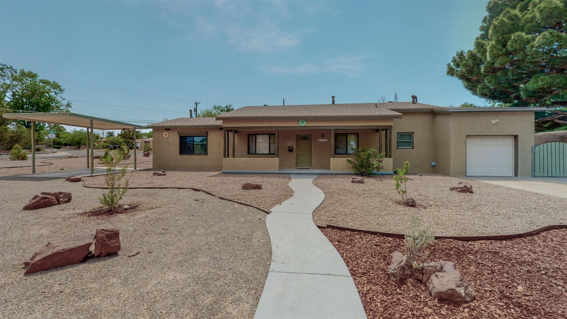 Photo of 1405 PRINCETON Drive NE, Albuquerque, NM 87106 (MLS # 994843)