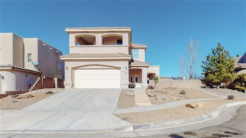 Photo of 4505 Derby Court NW, Albuquerque, NM 87114 (MLS # 983845)