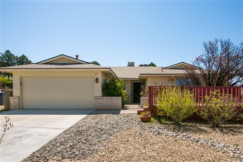 Photo of 14208 ENCANTADO Road NE, Albuquerque, NM 87123 (MLS # 989846)