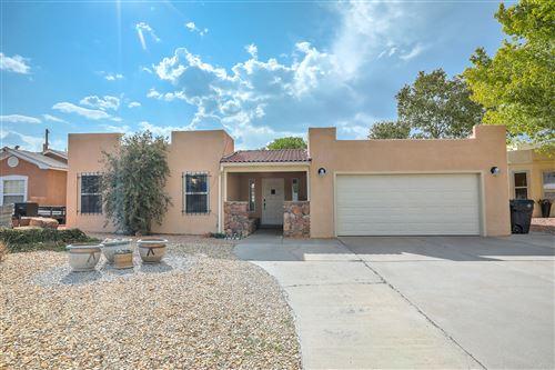 Photo of 4209 PARSIFAL Street NE, Albuquerque, NM 87111 (MLS # 977847)
