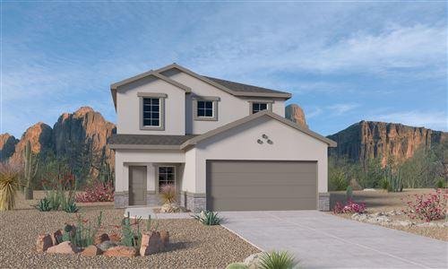 Photo of 4835 Kings Peak Drive, Rio Rancho, NM 87144 (MLS # 982847)