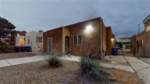 Photo of 1808 GOLD Avenue SE, Albuquerque, NM 87106 (MLS # 976848)