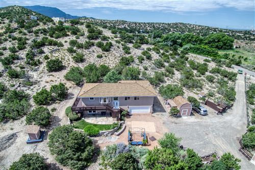 Photo of 230 Camino De San Francisco, Placitas, NM 87043 (MLS # 950849)