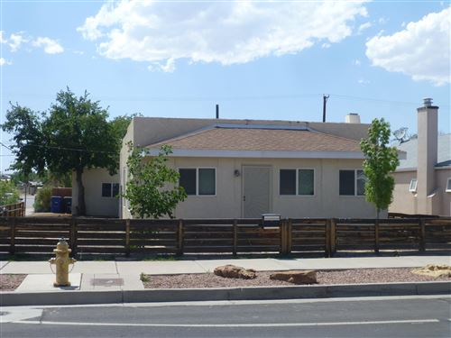 Photo of 1501 5TH Street NW, Albuquerque, NM 87102 (MLS # 969849)