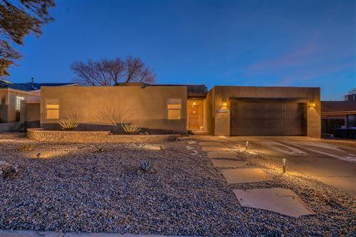 Photo of 9712 ADMIRAL EMERSON Avenue NE, Albuquerque, NM 87111 (MLS # 983849)