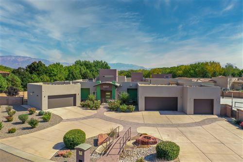 Photo of 9204 Black Farm Lane NW, Albuquerque, NM 87114 (MLS # 978850)