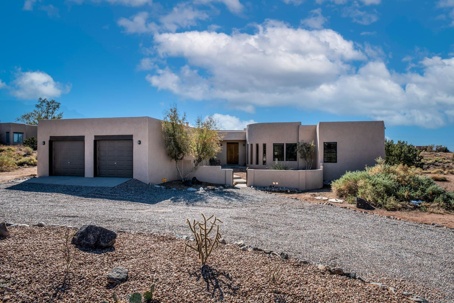 Photo of 60 Placitas Trails Road, Placitas, NM 87043 (MLS # 979850)