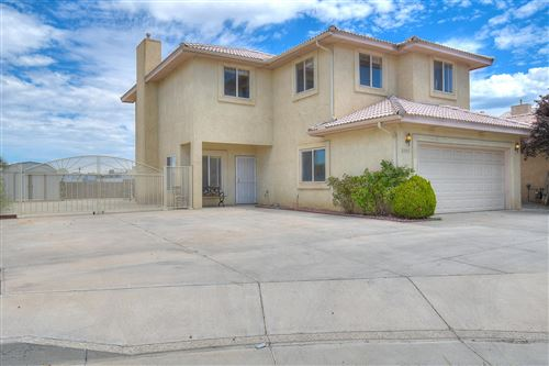 Photo of 6105 RANCHO DEL REY Road NE, Albuquerque, NM 87113 (MLS # 972852)