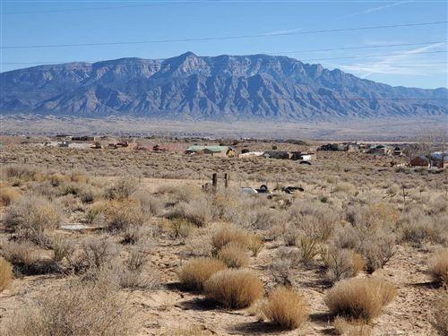 Photo of E Libra Road NE, Rio Rancho, NM 87144 (MLS # 983853)