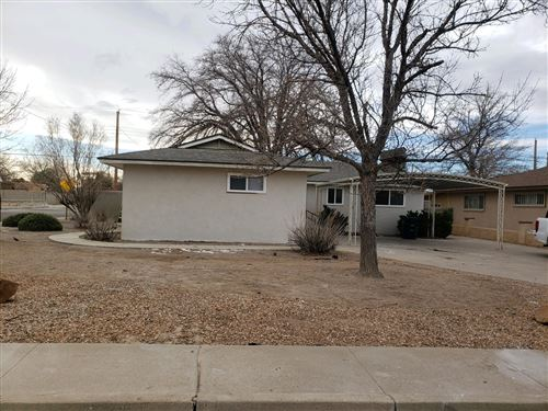 Photo of 4316 HILTON Avenue NE, Albuquerque, NM 87110 (MLS # 983855)