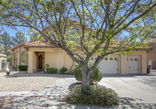 Photo of 12512 TAMARAC Trail NE, Albuquerque, NM 87111 (MLS # 964856)