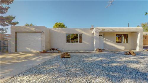 Photo of 10905 CORDOVA Avenue NE, Albuquerque, NM 87112 (MLS # 979858)