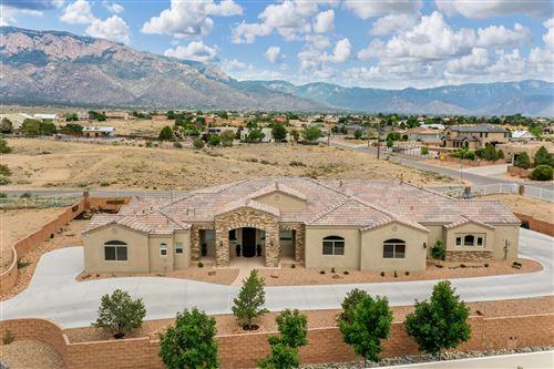 Photo of 9552 NIGHT SKY Lane NE, Albuquerque, NM 87122 (MLS # 996858)