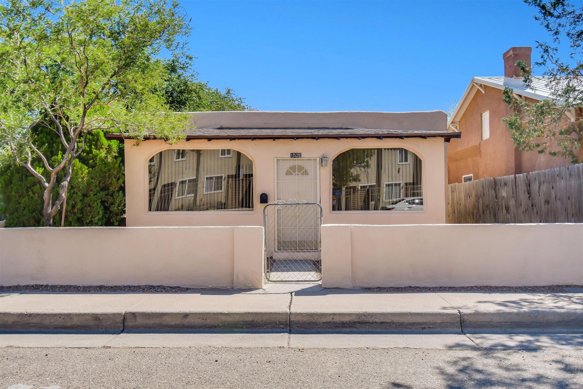 1520 8TH Street NW, Albuquerque, NM 87102 - #: 1000858