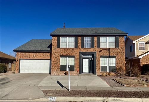 Photo of 1328 SOMERSET Drive NW, Albuquerque, NM 87120 (MLS # 988859)