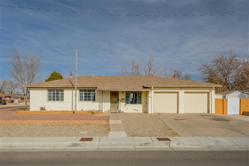 Photo of 7805 CUTLER Avenue NE, Albuquerque, NM 87110 (MLS # 983860)