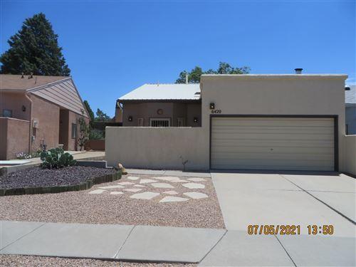 Photo of 6420 PINE PARK Place NE, Albuquerque, NM 87109 (MLS # 995863)
