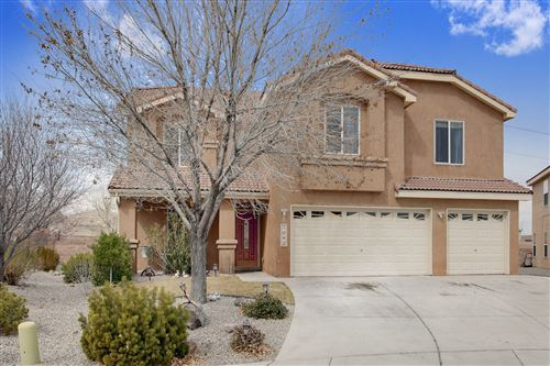 Photo of 1043 PINATUBO Place NW, Albuquerque, NM 87120 (MLS # 962864)