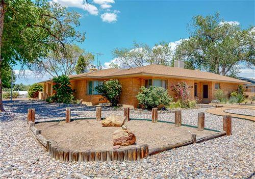 Photo of 4901 Constitution Avenue NE, Albuquerque, NM 87110 (MLS # 971864)