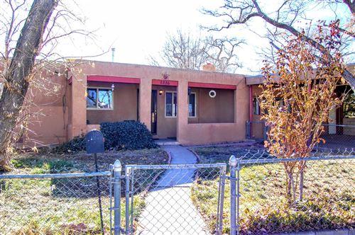 Photo of 1336 ARVILLA Avenue NW, Albuquerque, NM 87107 (MLS # 983864)