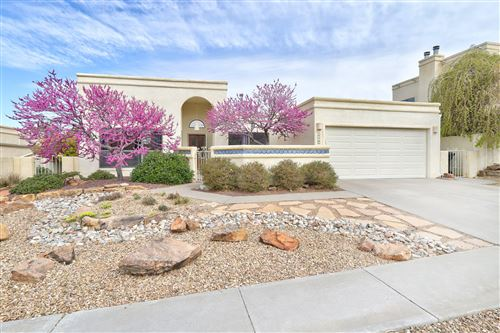 Photo of 7615 JACOBO Drive NE, Albuquerque, NM 87109 (MLS # 989865)