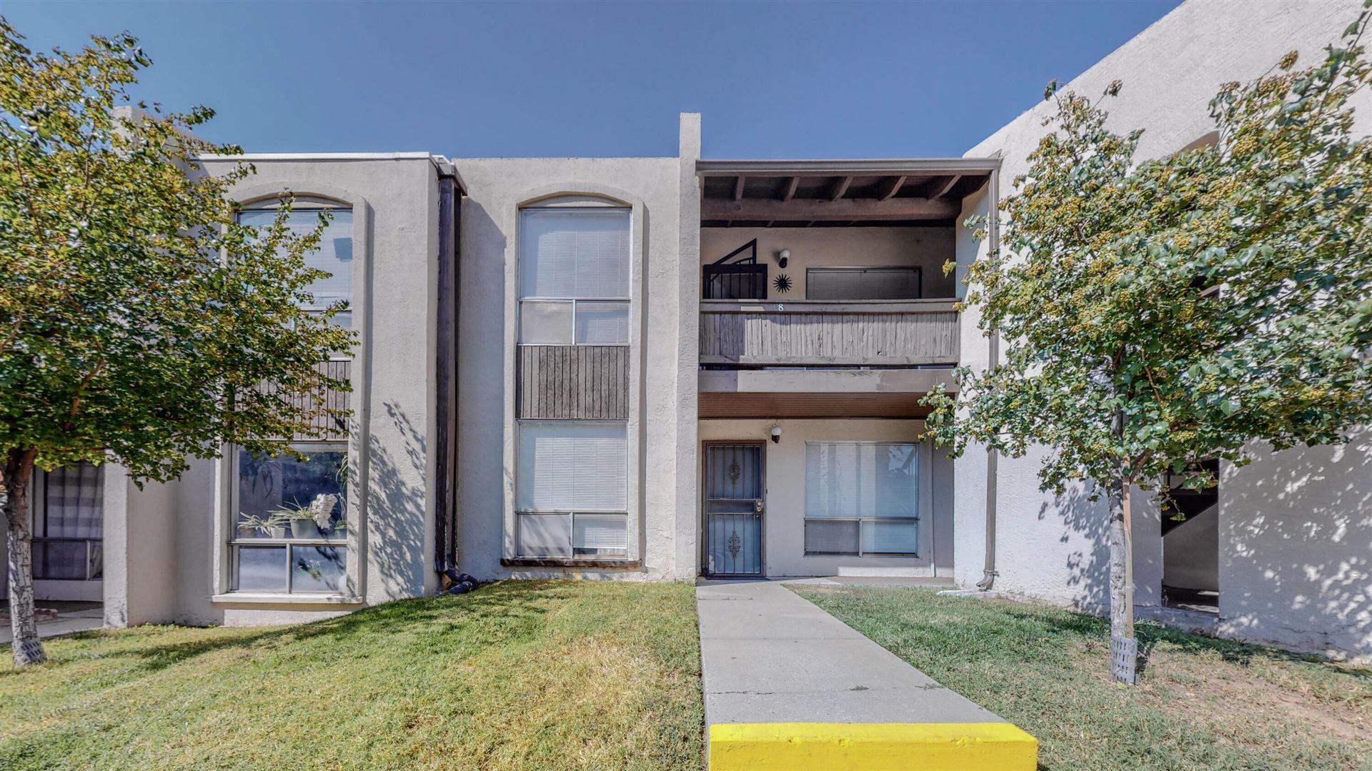 1601 PENNSYLVANIA Street NE #Q8, Albuquerque, NM 87110 - MLS#: 1000865