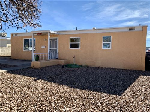 Photo of 5114 CHEROKEE Road NE, Albuquerque, NM 87110 (MLS # 983866)