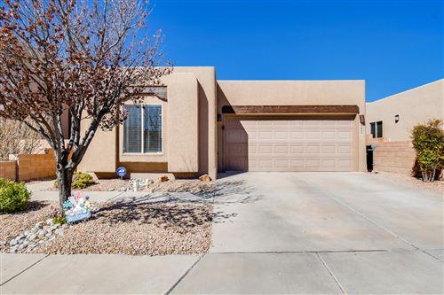 Photo of 5227 TIERRA AMADA Street NW, Albuquerque, NM 87120 (MLS # 988866)