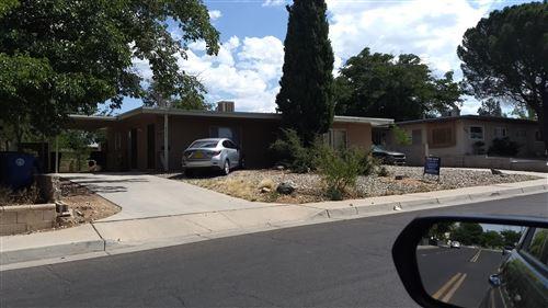 Photo of 8007 CONSTITUTION Avenue NE, Albuquerque, NM 87110 (MLS # 971867)