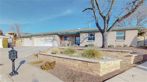 Photo of 1228 PARSONS Street NE, Albuquerque, NM 87112 (MLS # 983867)