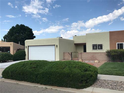 Photo of 6341 ADMIRAL RICKOVER Drive NE, Albuquerque, NM 87111 (MLS # 971868)