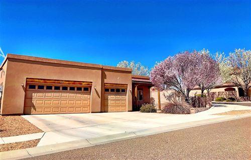 Photo of 6215 ESCOVIEL Street NW, Albuquerque, NM 87120 (MLS # 988868)