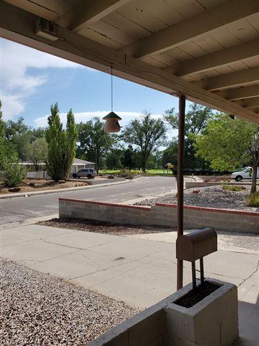 Photo of 8815 FAIRBANKS Road NE, Albuquerque, NM 87112 (MLS # 973869)