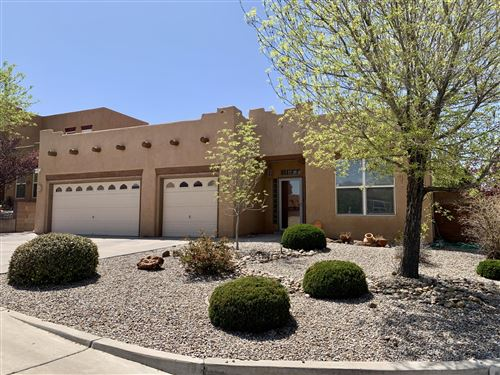 Photo of 10715 ROCKY MOUNTAIN Drive NW, Albuquerque, NM 87114 (MLS # 989869)