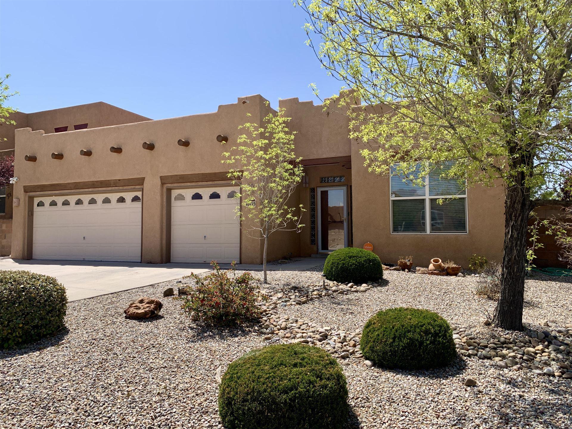 Photo of 10715 ROCKY MOUNTAIN Drive NW, Albuquerque, NM 87114 (MLS # 989869)