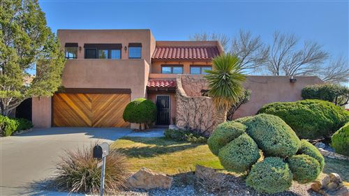 Photo of 9824 LORELEI Lane NE, Albuquerque, NM 87111 (MLS # 963870)