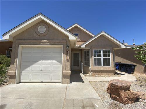 Photo of 8319 CEDARCROFT Road NW, Albuquerque, NM 87120 (MLS # 971871)