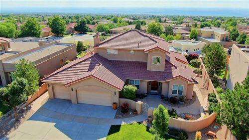 Photo of 8805 GYPSY Drive NE, Albuquerque, NM 87122 (MLS # 971872)