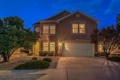 Photo of 6709 EL MODESTO Court NE, Albuquerque, NM 87113 (MLS # 977872)