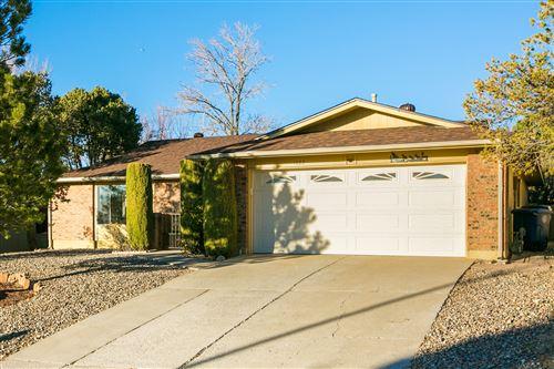 Photo of 1322 MONTE LARGO Drive NE, Albuquerque, NM 87112 (MLS # 982872)